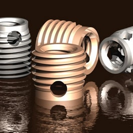 Threaded inserts for light metal alloys | Design guidance