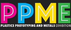 Plastics Prototyping & Metals Exhibition logo