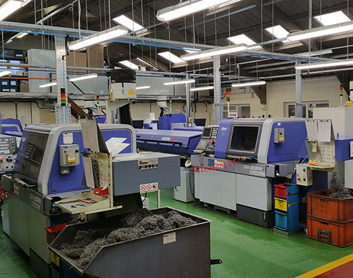 Tappex CNC lathe machines for thread insert manufacturing