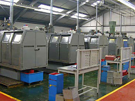 The Tappex threaded insert manufacturing warehouse