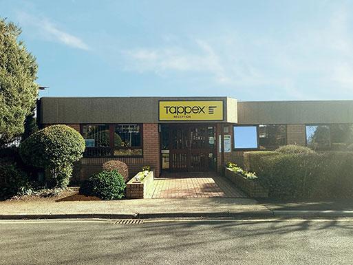 Tappex head office