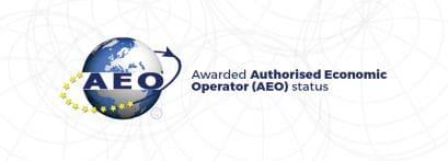 Authorised Economic Operator Banner