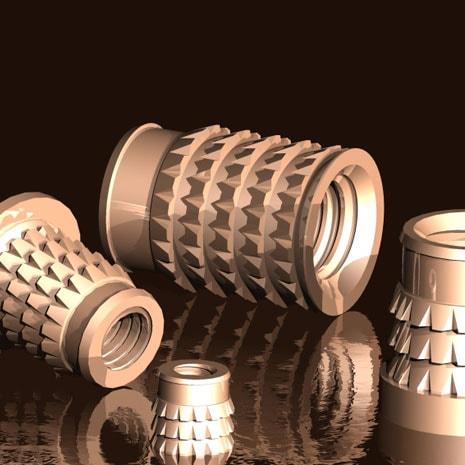 Tappex Multisert, used for camera mount fittings